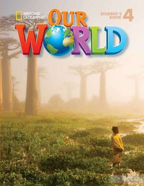 Our World 4 Student Book: 4