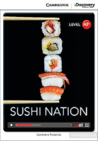 Sushi nation low intermediate book with