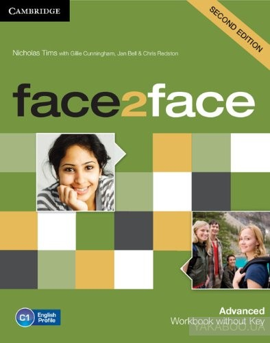 face2face Advanced Workbook without Key