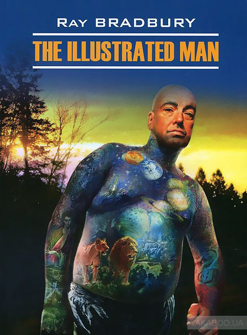 The illustrated man / человек в