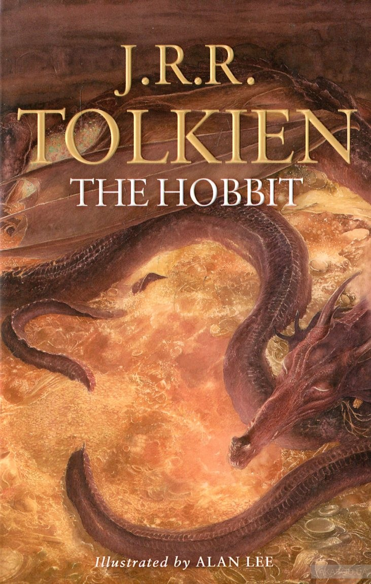 Купить The Hobbit. Illustrated by Alan Lee, HarperCollins Publishers, Джон Р. Р. Толкин, 0007270613, 978-0-00-727061-3