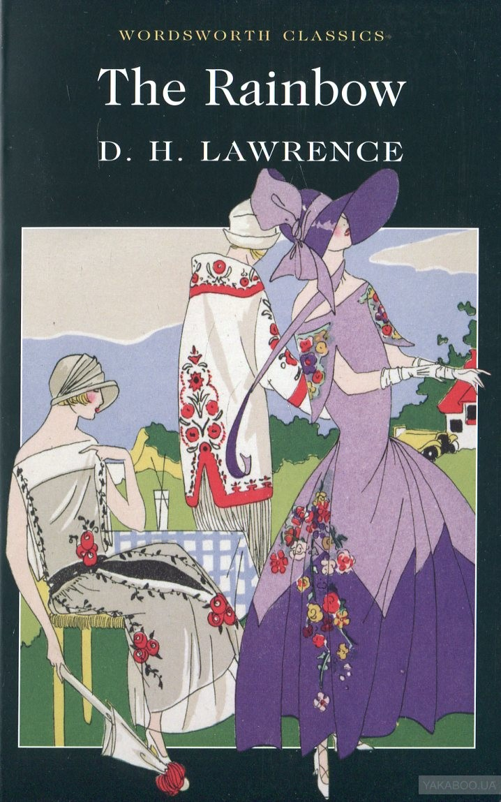 the rainbow by d h lawrence english literature essay The rainbow d h lawrence the following entry presents criticism of lawrence's novel the rainbow for information on lawrence's complete career, see tclc, volumes 2 and 9 for discussion of.
