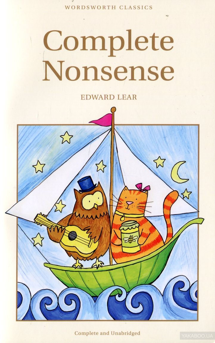 essays on edward lear and nonsense Vivien noakes fittingly subtitled her biography of edward lear the life of a wandereron a literal level the phrase refers to lear's constant traveling as a self-proclaimed dirty landscape painter from 1837 until he finally settled at his villa tennyson on the san remo coast of italy in 1880.
