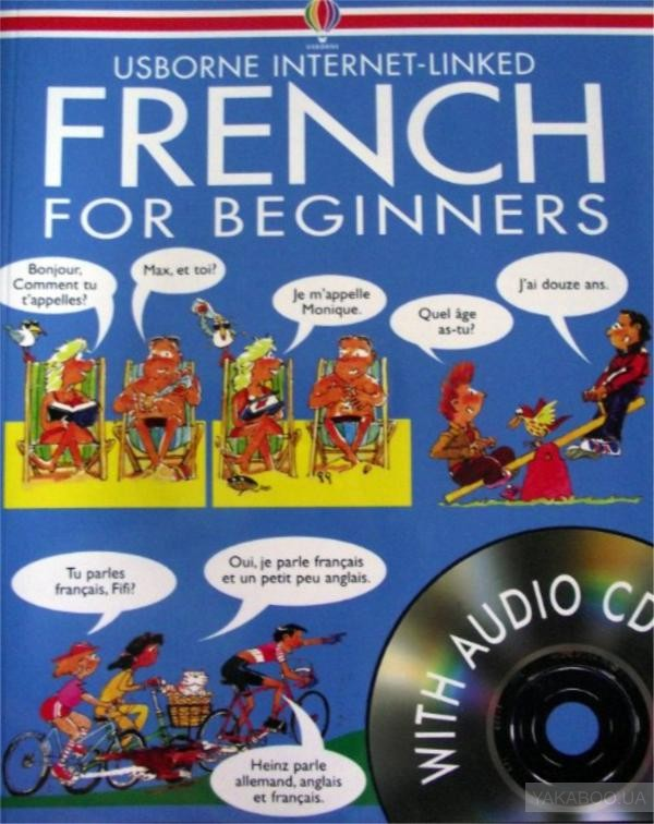 French for beginners (+ cd-rom)