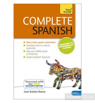 Teach yourself. complete spanish