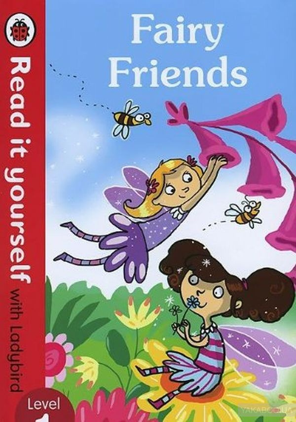 Fairy Friends. Level 1