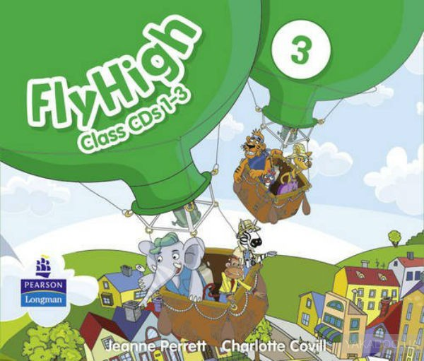 Fly high 3 class audio cds
