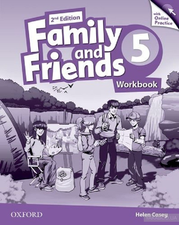 Family & friends: 5