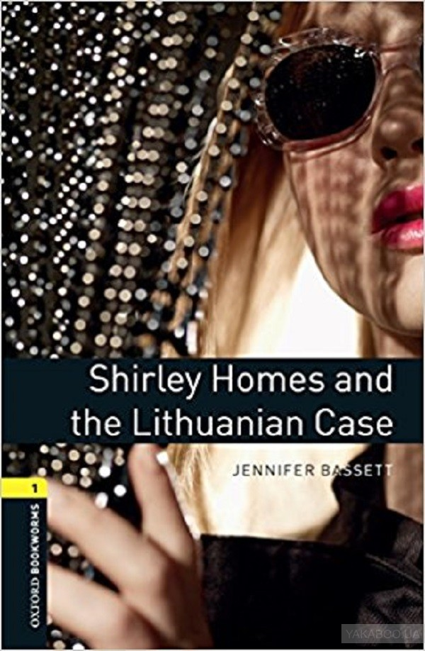 Shirley homes and the lithuanian case audio cd
