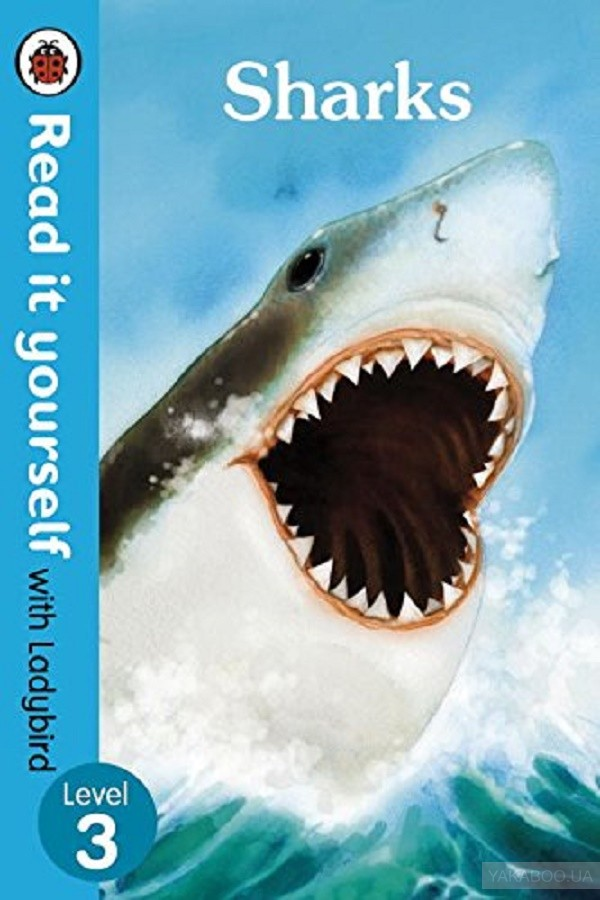 Read it yourself with ladybird sharks