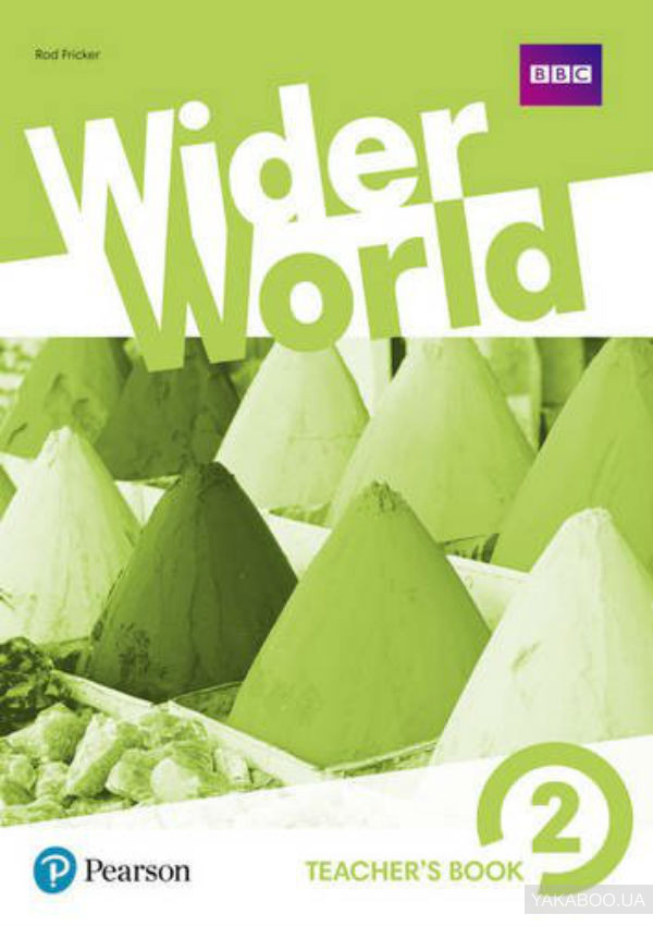 Wider world 2 teacher's book with