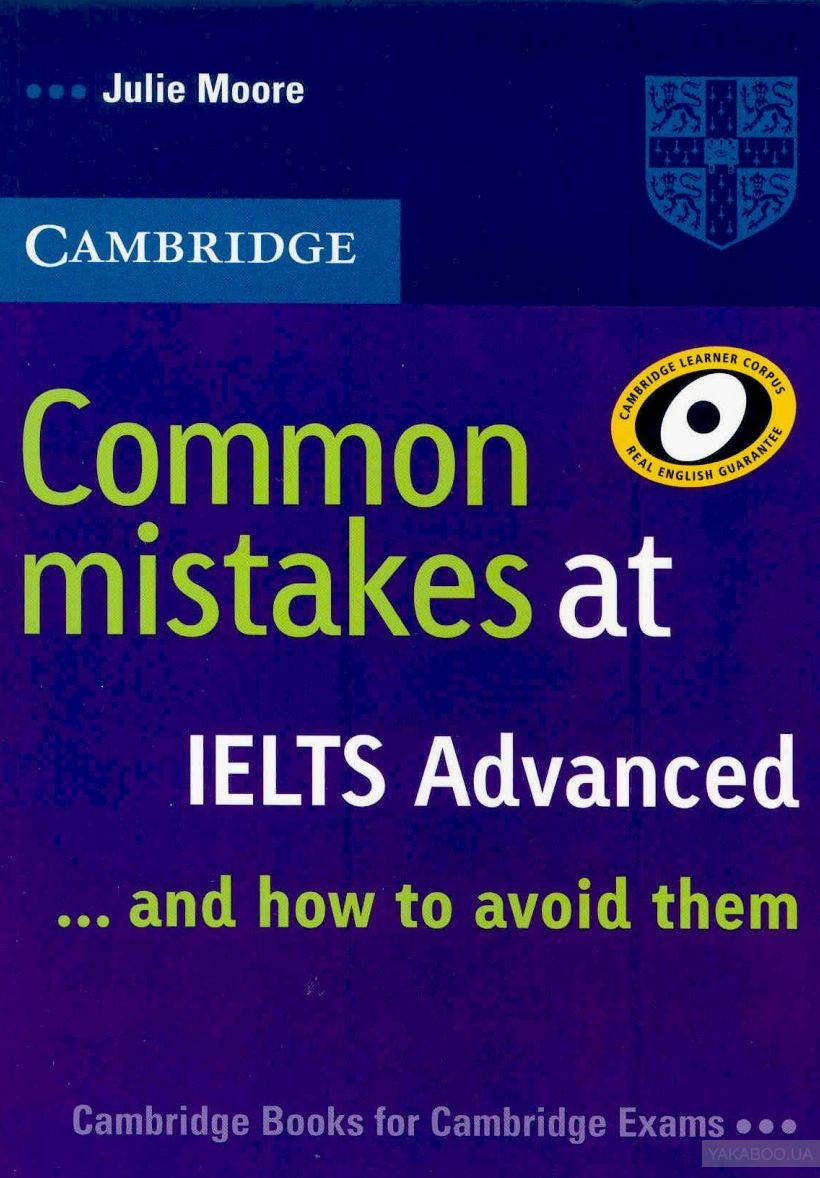 Common mistakes at ielts advanced: and