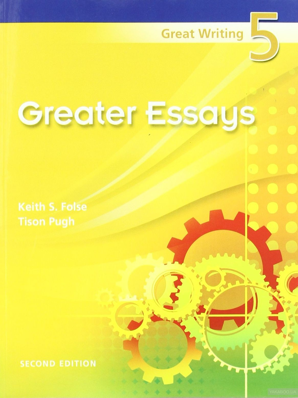 great essays folse pugh The great writing series uses clear explanations and extensive practical activities to help students write great sentences, paragraphs, and essays.