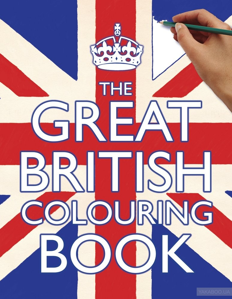 The great british colouring