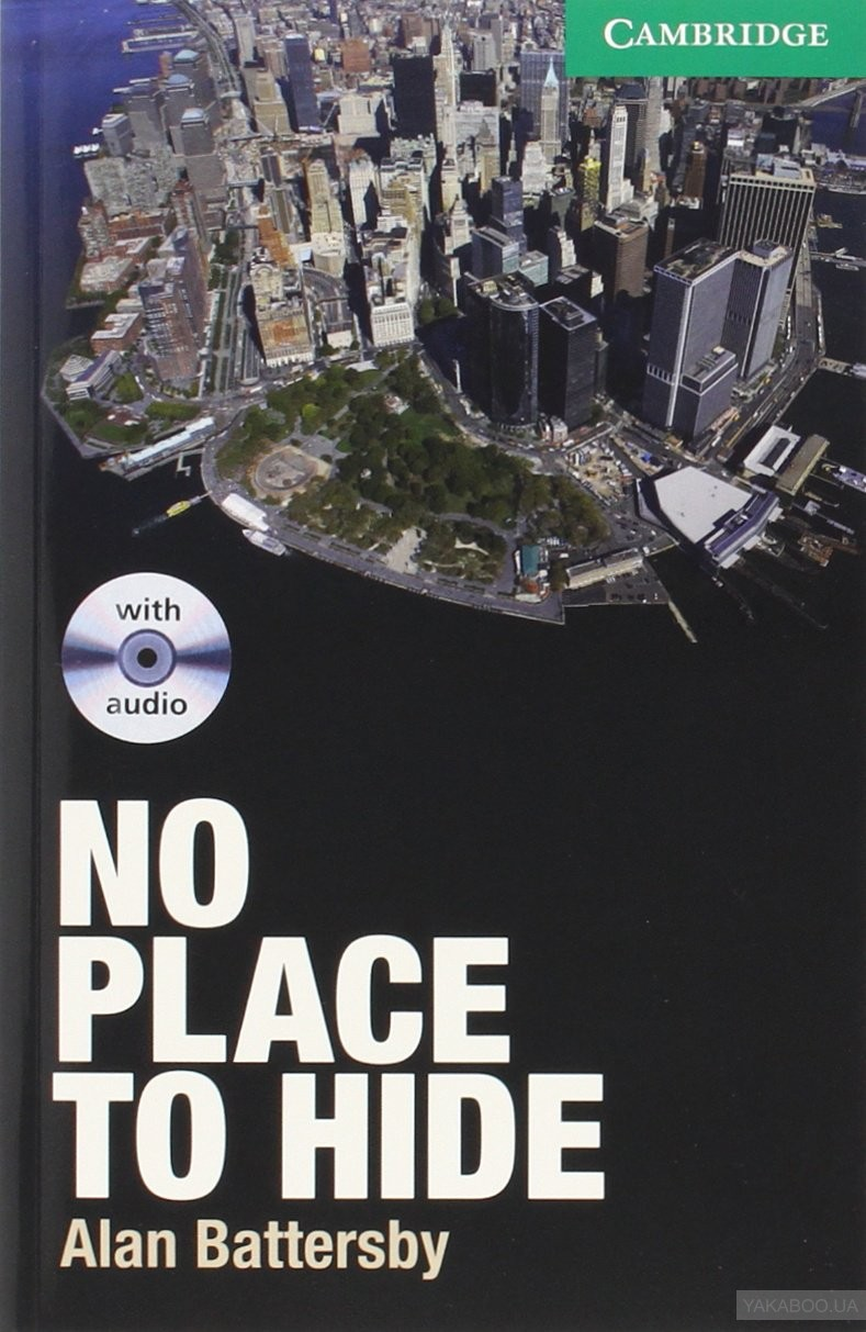 No Place to Hide Level 3 Lower-intermediate with Audio CDs
