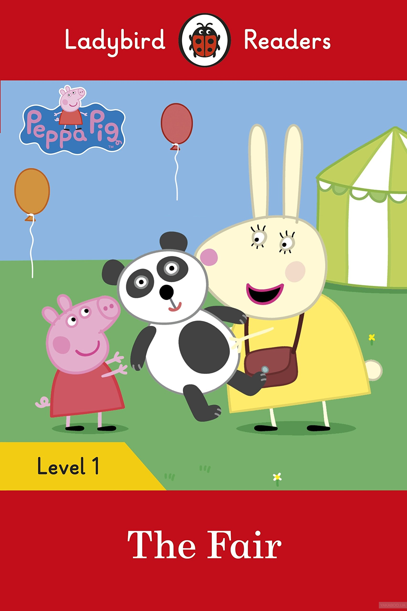 Peppa pig: the fair. ladybird readers