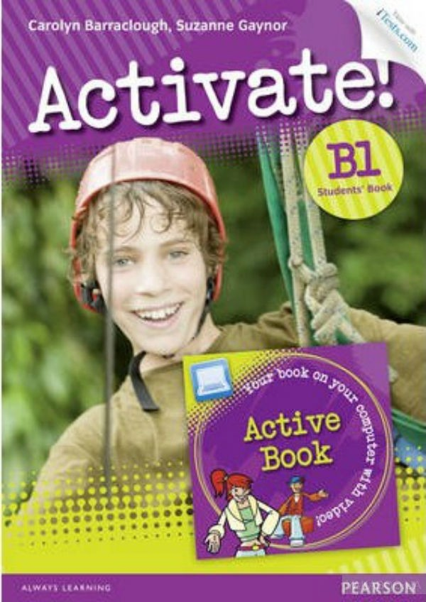 Activate! B1 SB+AcCode+Active Book