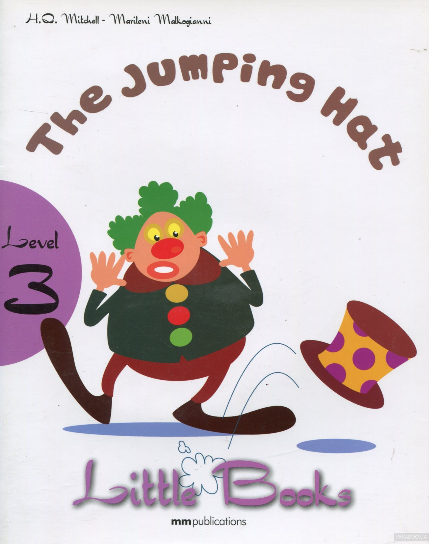 Little books. level 3. the jumping