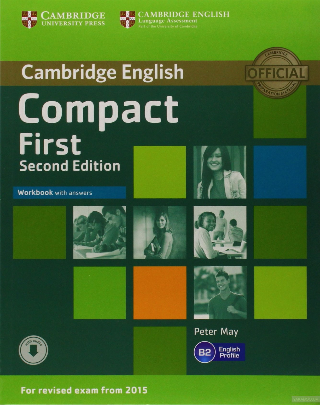Compact first workbook with answers with