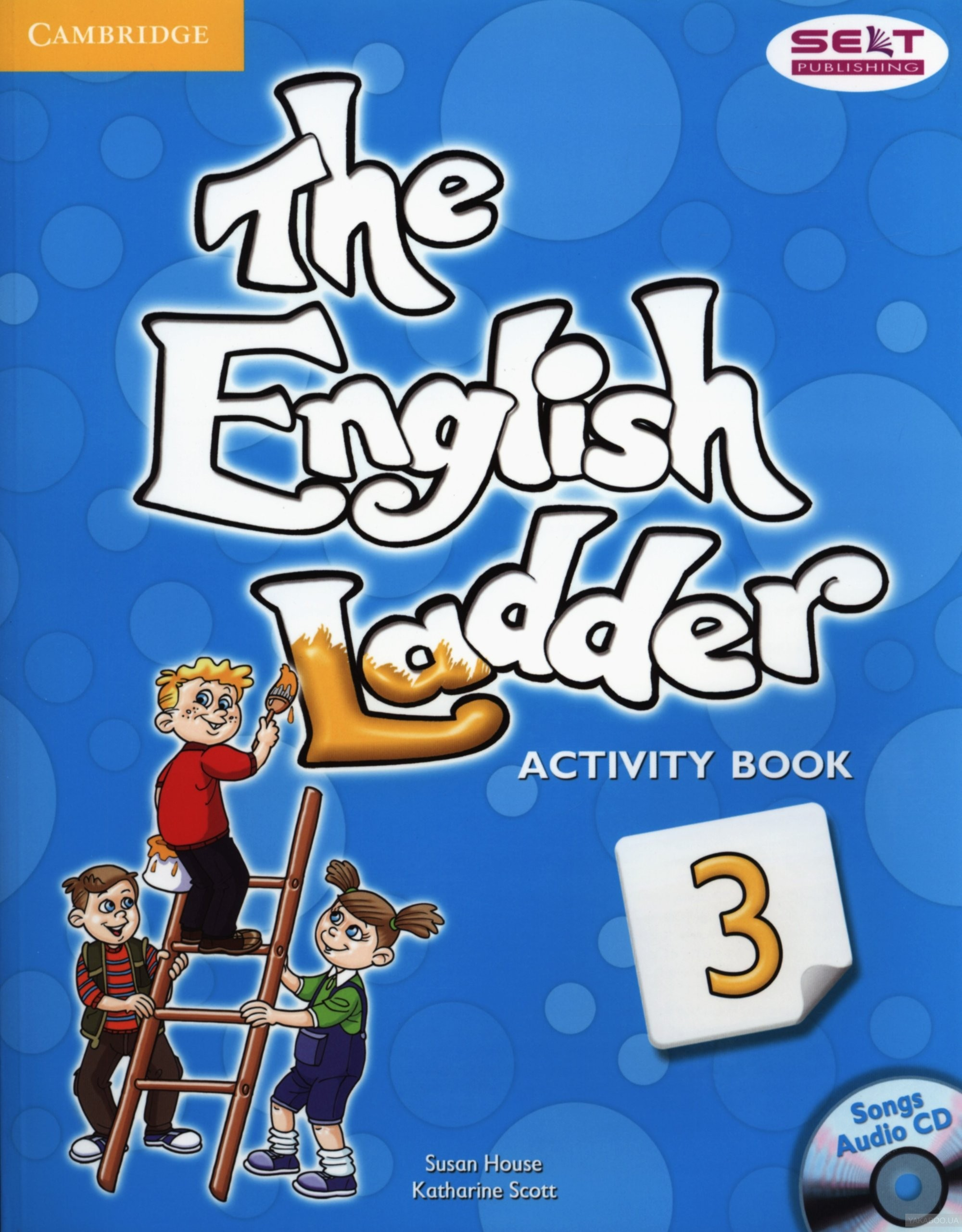 The english ladder level 3 activity book with