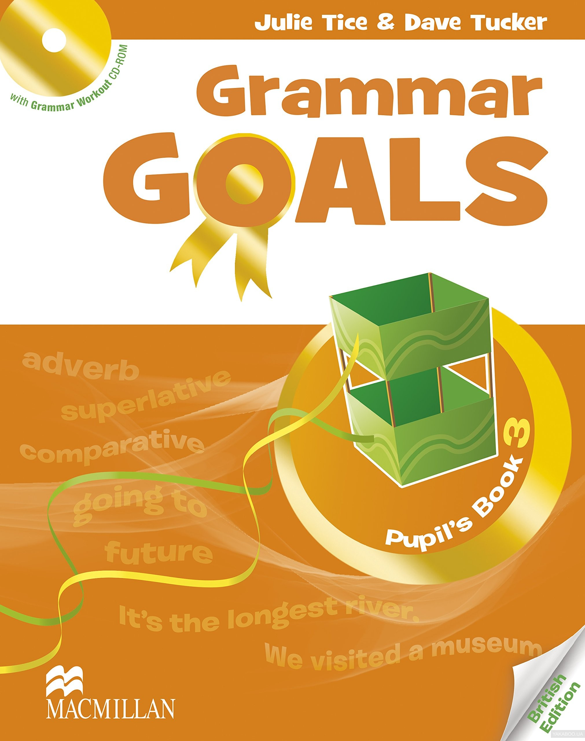 Grammar goals level 3. student's book