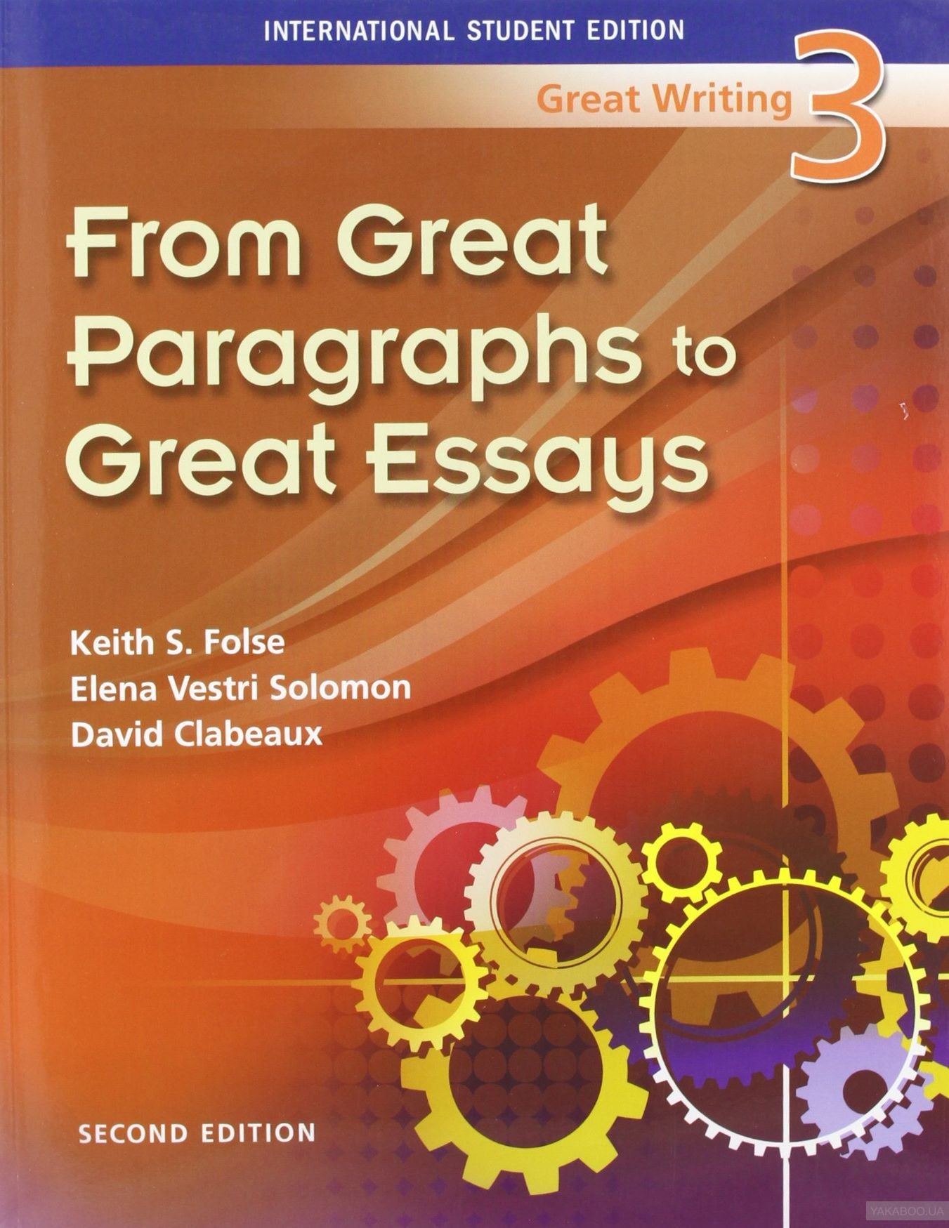 great writing 5 greater essays keith folse Great writing 5 - greater essays (4th edition) student book with online workbook access code now with engaging national geographic images, the new edition of the great writing series helps students write better sentences, paragraphs, and essays the new foundations level meets the needs of low-level learners through practice in basic grammar, vocabulary, and spelling, while all levels feature.