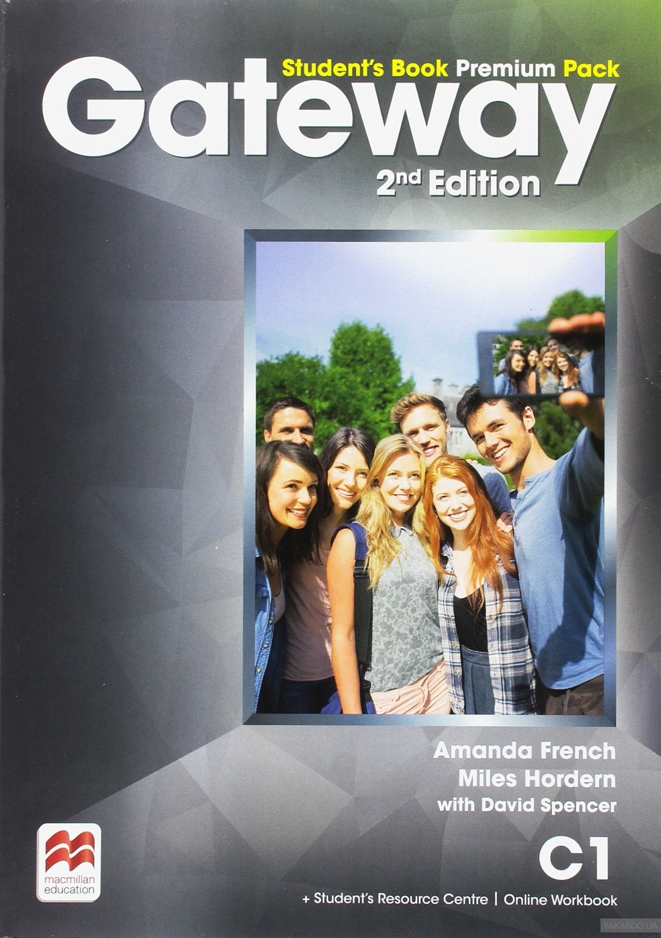 Gateway c1 student's book premium pack