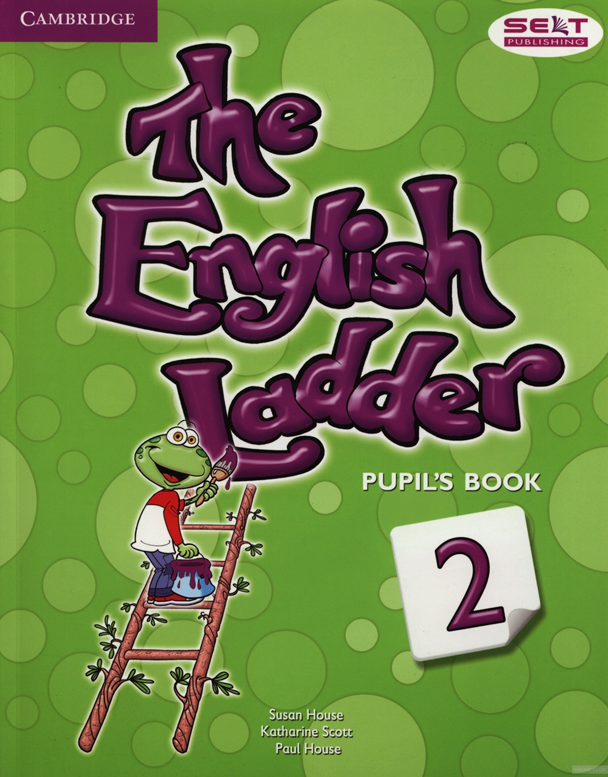 The English Ladder Level 2 Pupil&# 039;s Book