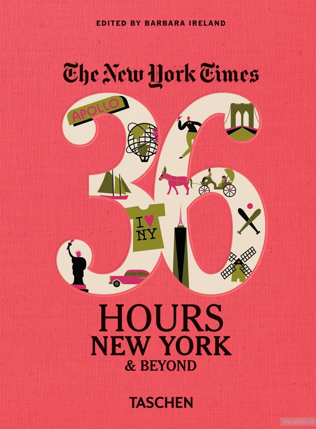 The new york times. 36 hours, new york & beyond