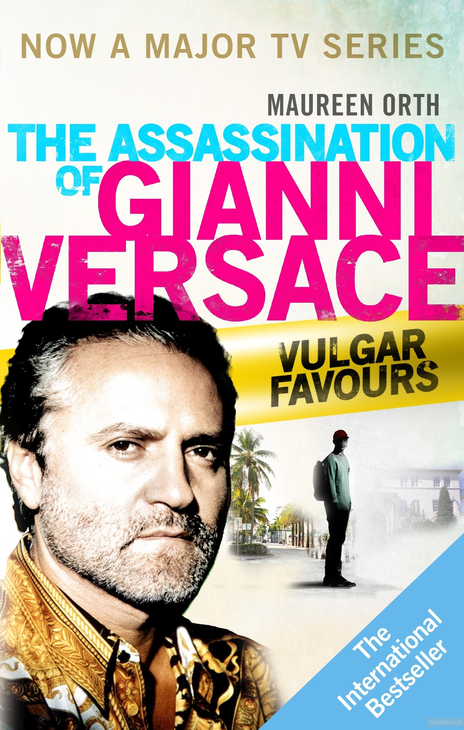 Vulgar favours. the assassination of gianni