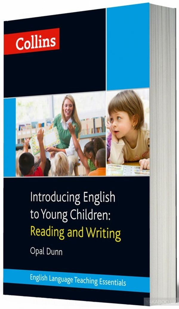 Collins introducing english to young children. reading and writing