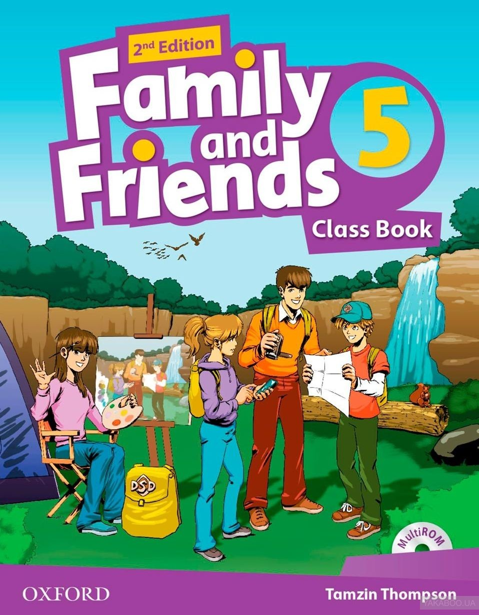 Family and Friends. Level 5: Class Book Pack