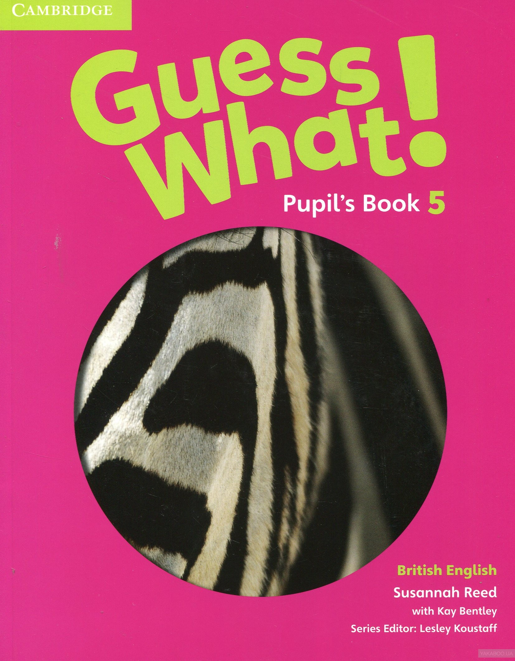 Guess What! Level 5 Pupil&# 039;s Book