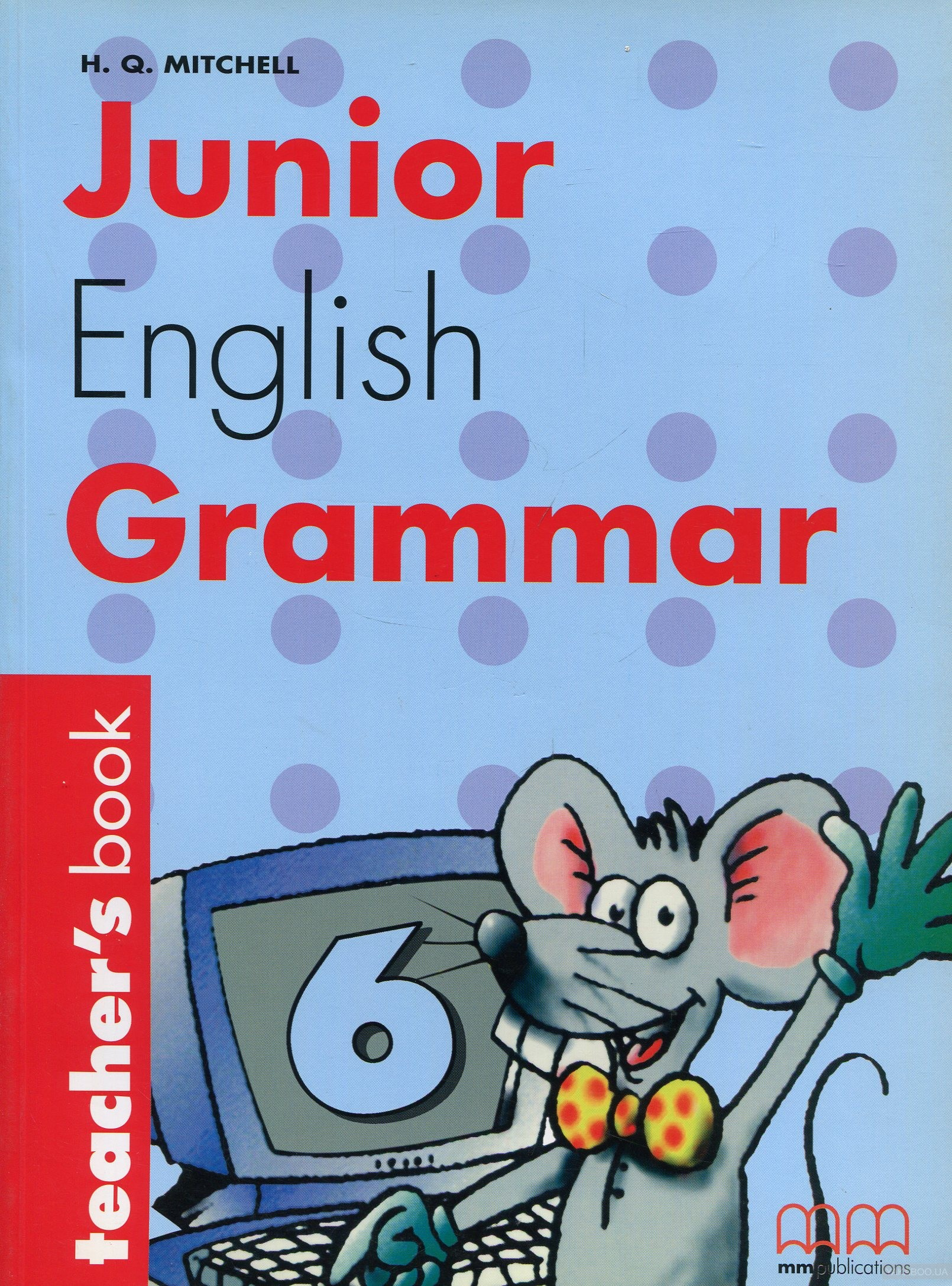 Junior English Grammar: Book 5: Teacher's Book