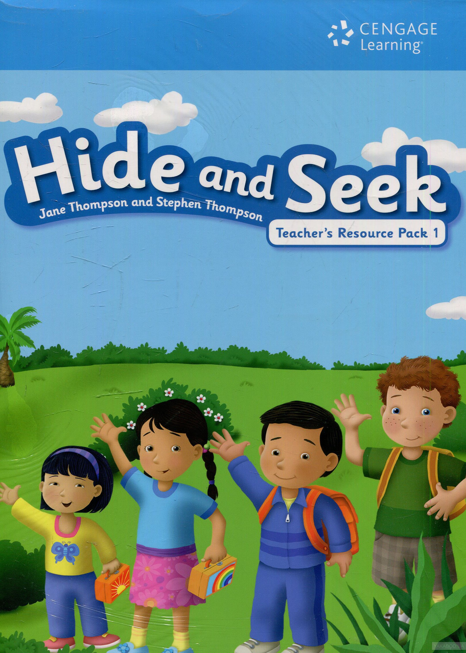 Hide and seek: teachers resource pack