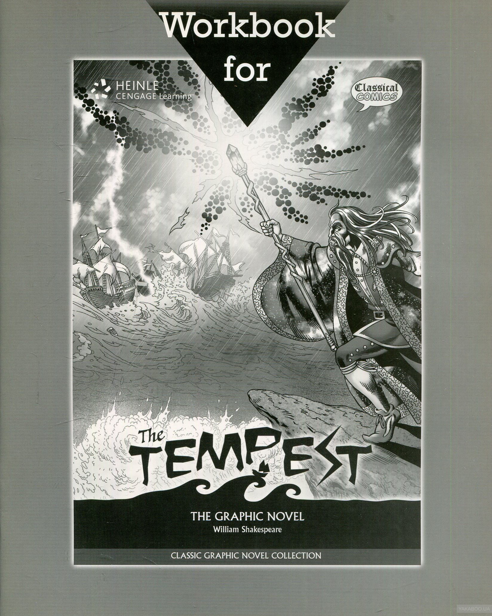 Cgnc The Tempest Wb, Cengage Learning, 978-1111220068  - купить