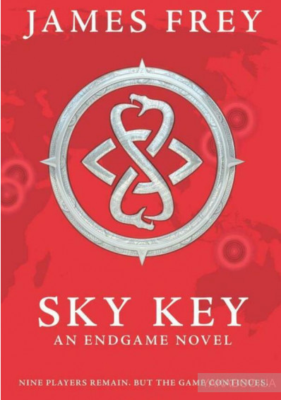 Фото - Endgame. Book 2. Sky Key
