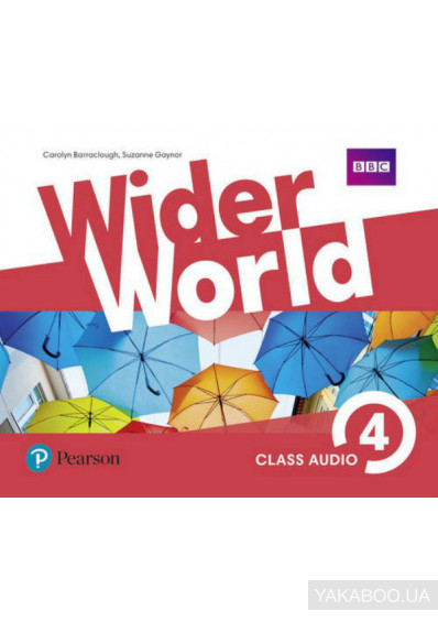 Фото - Wider World 4 Audio
