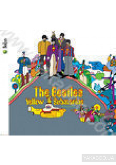 Фото - The Beatles: Yellow Submarine (Remastered) (Limited Edition DeLuxe Package) (Import)