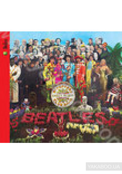 Фото - The Beatles: Sgt. Pepper's Lonely Hearts Club (Remastered) (Limited Edition DeLuxe Package) (Import)