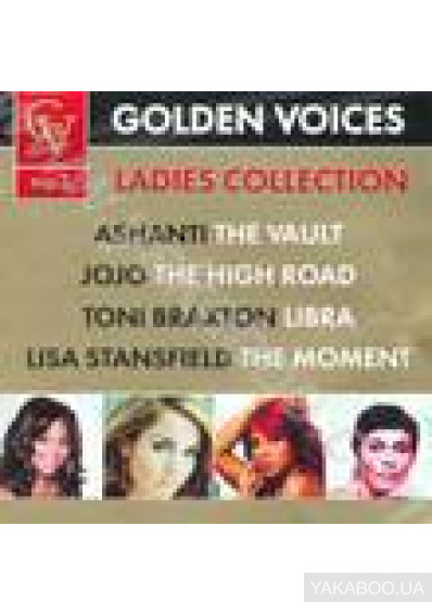 Фото - Сборник: Golden Voices. Ladies Collection (mp3)