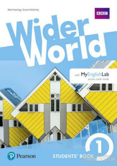 Фото - Wider World 1 (A1) Student's eBook (Internet Access Card) with MyEnglishLab & Extra Online Homework