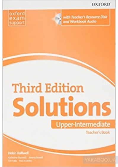 Фото - Solutions. Upper-Intermediate. Teacher's Pack. Leading the way to success