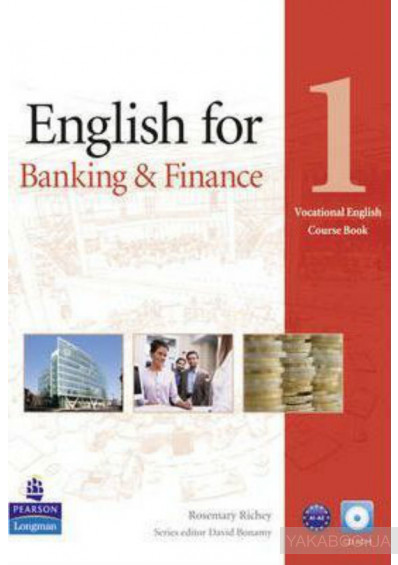 Фото - Vocational English: English for Banking & Finance 1 Coursebook with CD-ROM