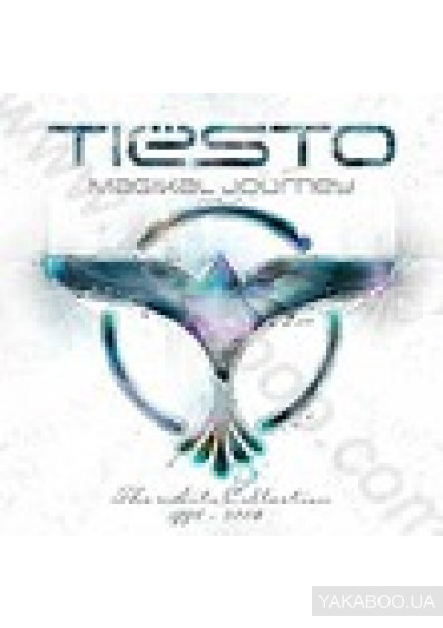 Фото - Tiesto: Magikal Journey -  The Hits Collection  1998-2008