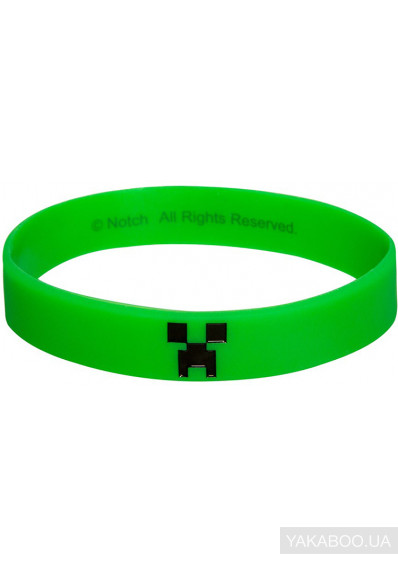 Фото - Браслет JINX Minecraft Creeper Medium (JINX-2960)