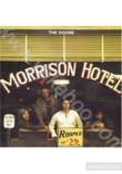 Фото - The Doors: Morrison Hotel (LP) (Import)