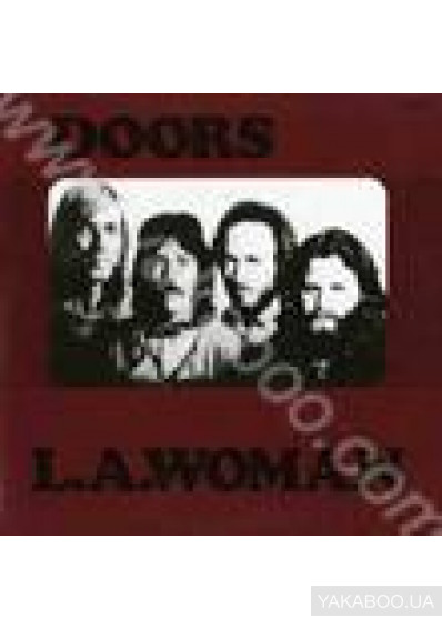 Фото - The Doors: L.A. Woman (LP) (Import)