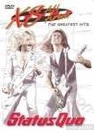 Фото - Status Quo: XS All Areas. The Greatest Hits