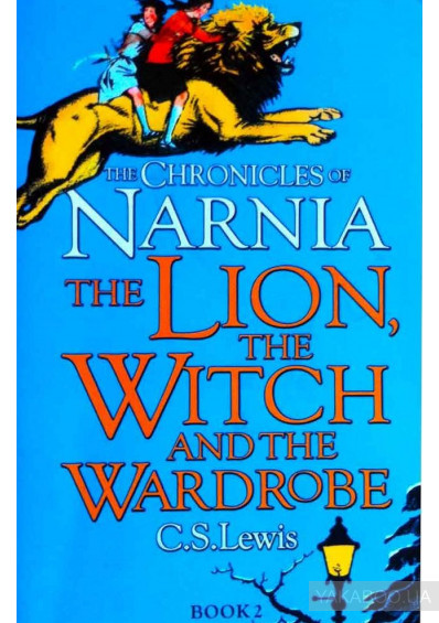 Фото - The Lion, the Witch and the Wardrobe. Book 2